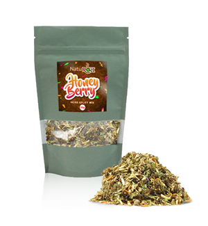 NatuRoll HoneyBerry Spliff Mix